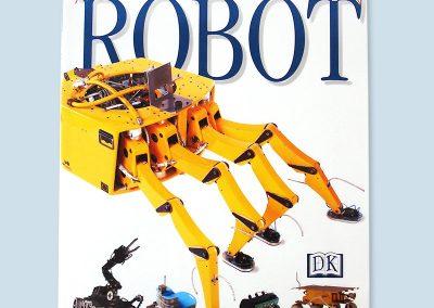 Dorling Kindersley Inside Guides Robot