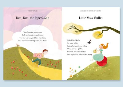 Nursery Rhymes design 1