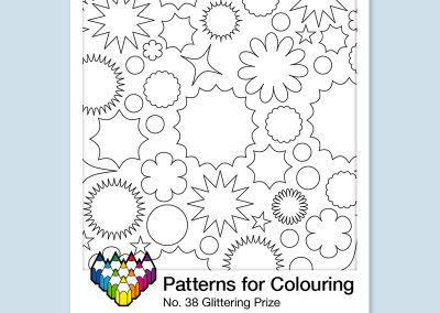 Patterns for Colouring design