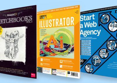 Creative bookazines