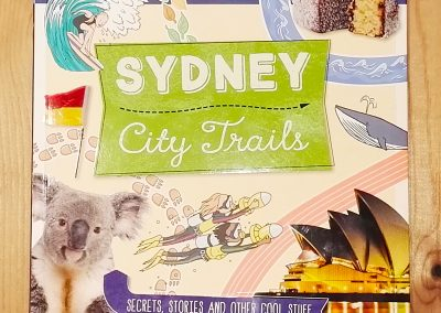 Sydney City Trails design 1