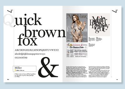 Best Typography spread 1