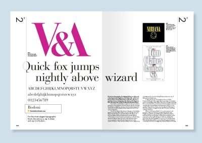 Best Typography spread 6