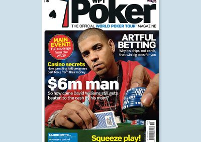 WPT magazine cover design 2
