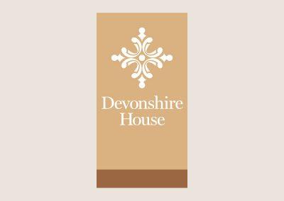 Devonshire House brand identity